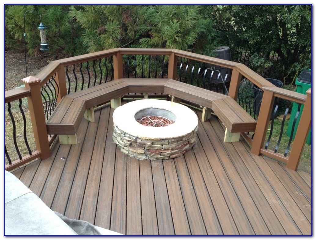 Home Depot Trex Decking Colors