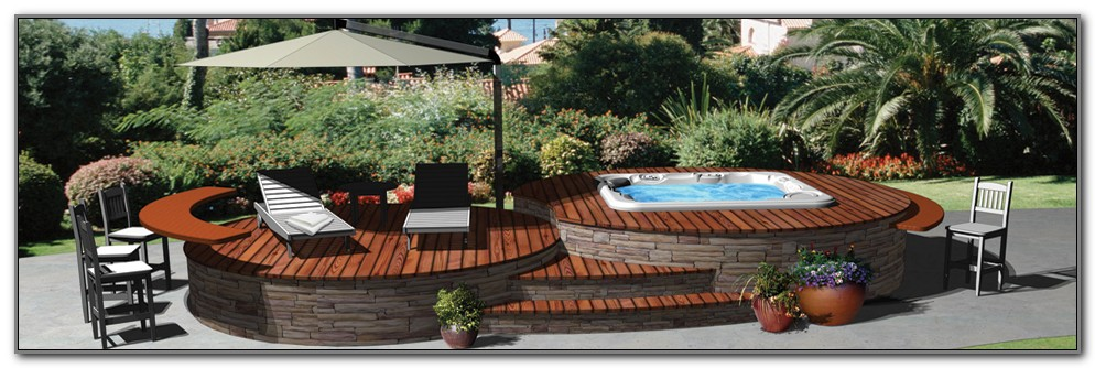 Hot Tub Deck Design Tool