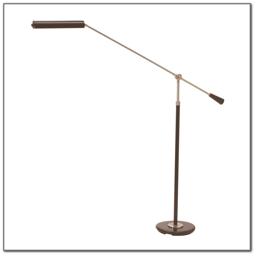 House Of Troy Grand Piano Floor Lamp