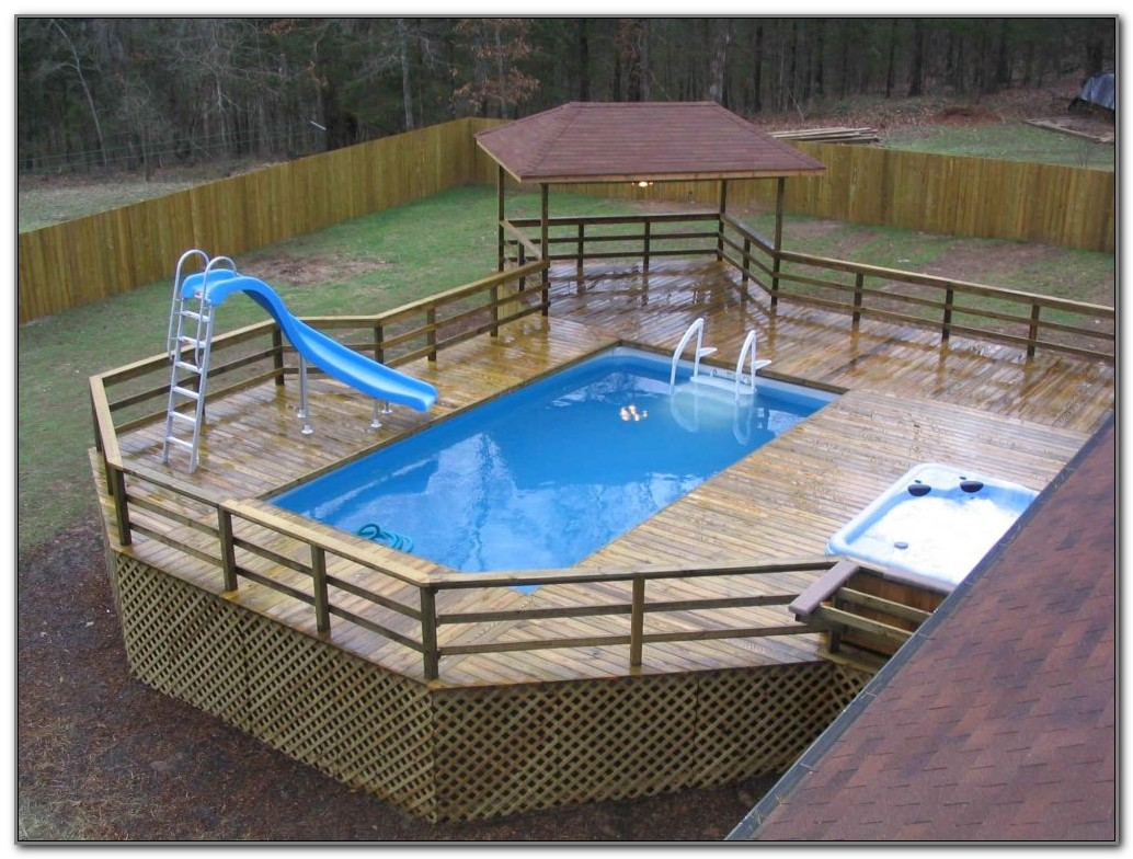 Ideas For Pool Decks