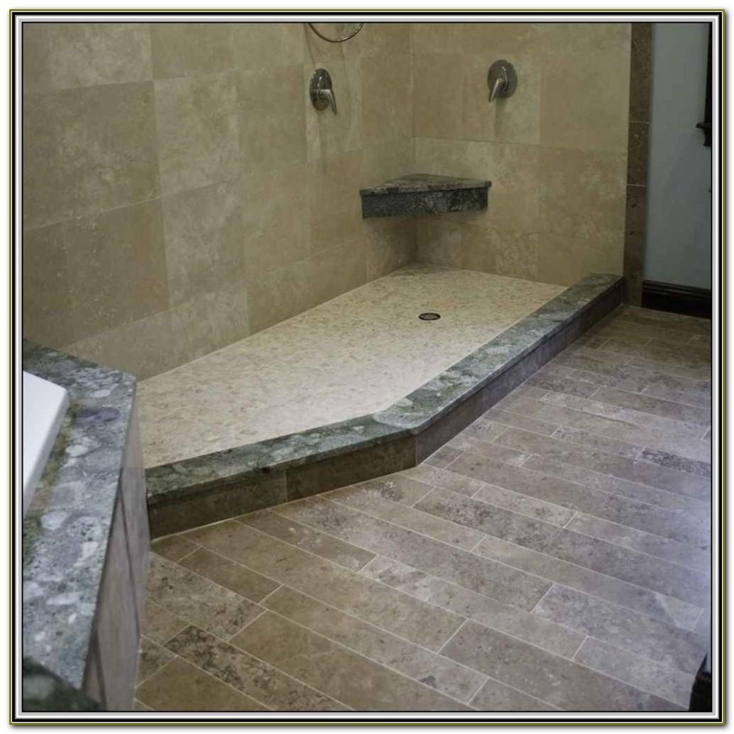 Installing Ceramic Floor Tile In Bathroom