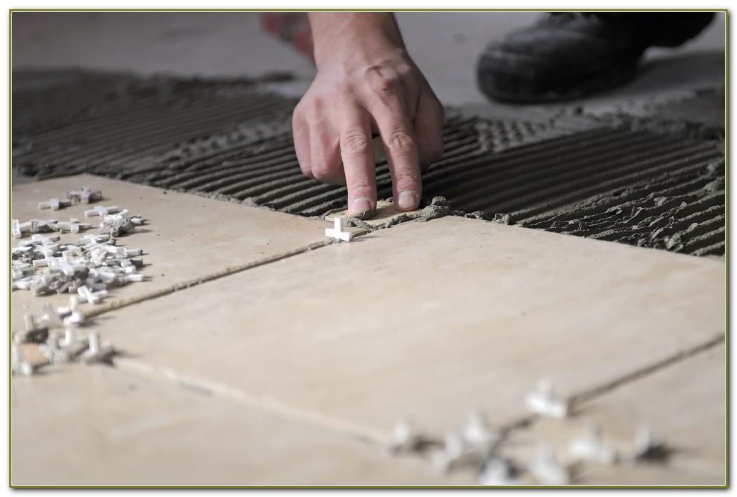 Installing Ceramic Floor Tile