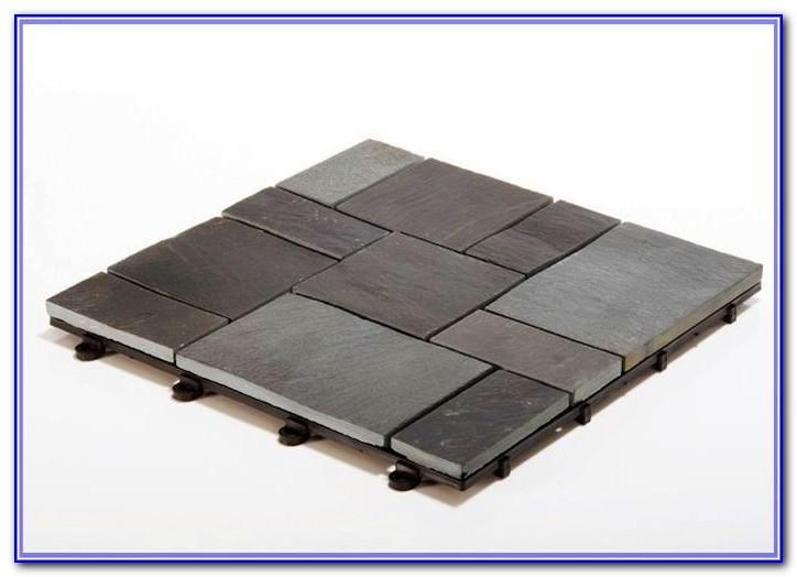 Interlocking Deck And Patio Tiles