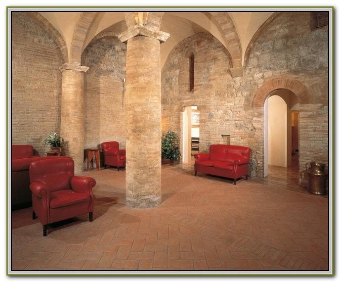 Italian Terra Cotta Tile Flooring