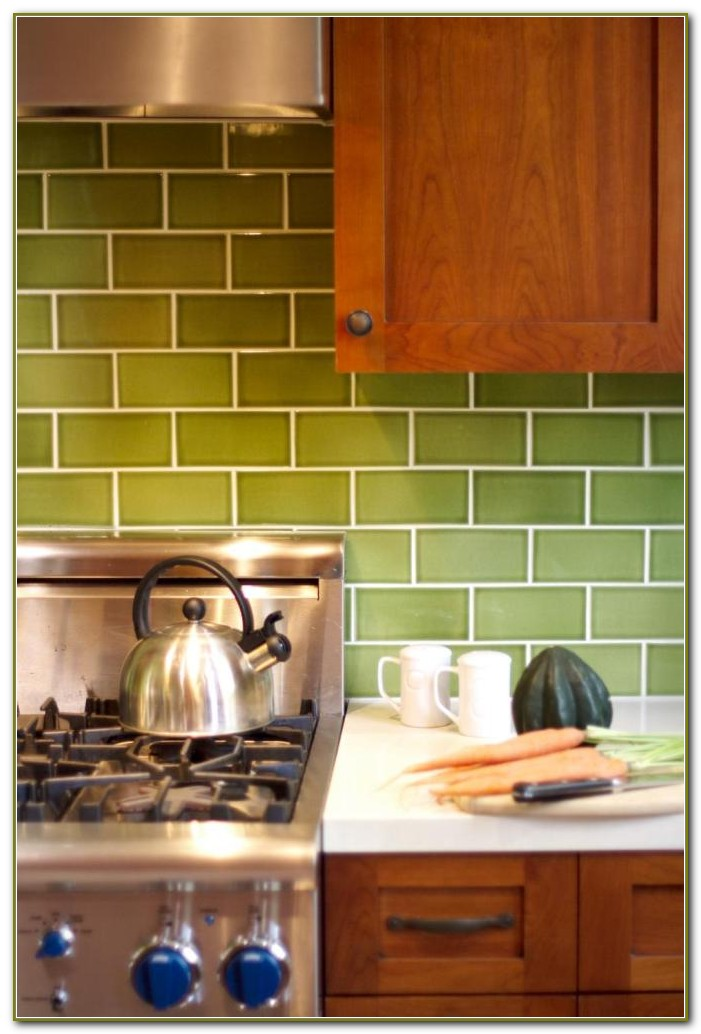 Kitchen Subway Tile Backsplash Ideas