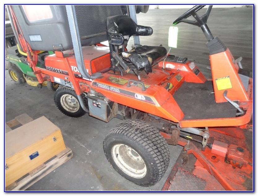 Kubota Front Deck Mower