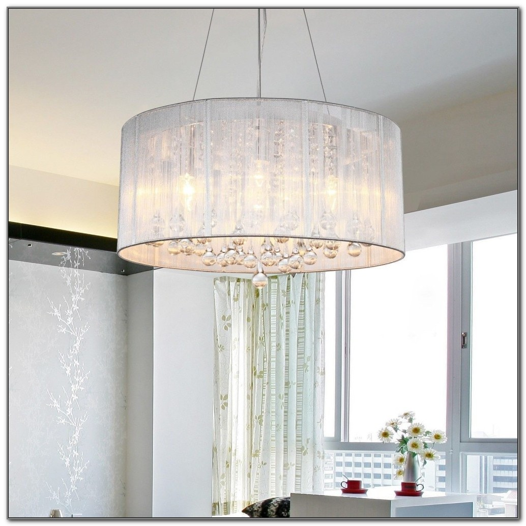 Lamp Shades For Chandeliers Beaded