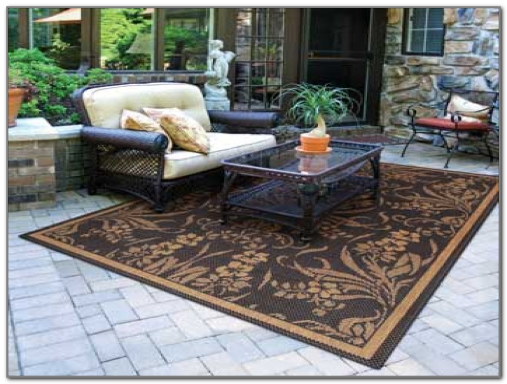 Large Outdoor Rugs For Decks