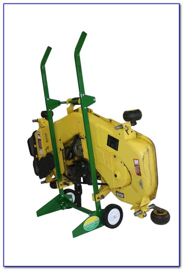 Lawn Mower Deck Dolly
