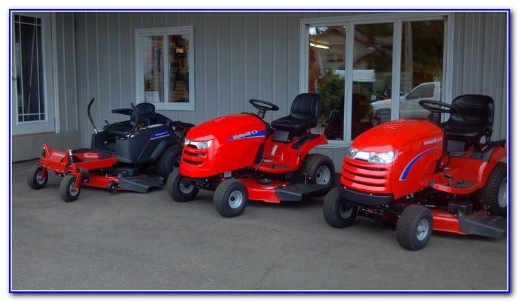 Lawn Mower Deck Rollers