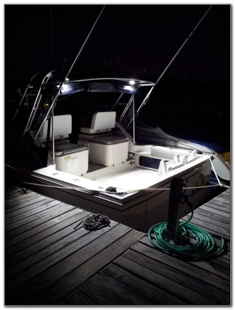 Led Deck Lights For Fishing Boats