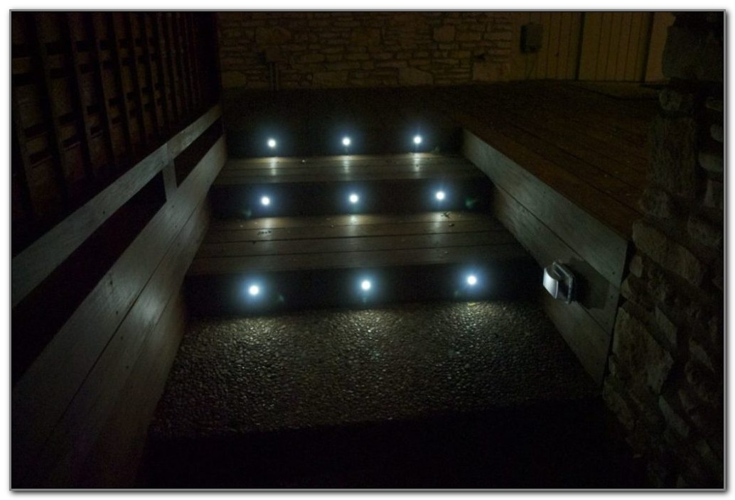 Led Deck Stair Lighting Kit