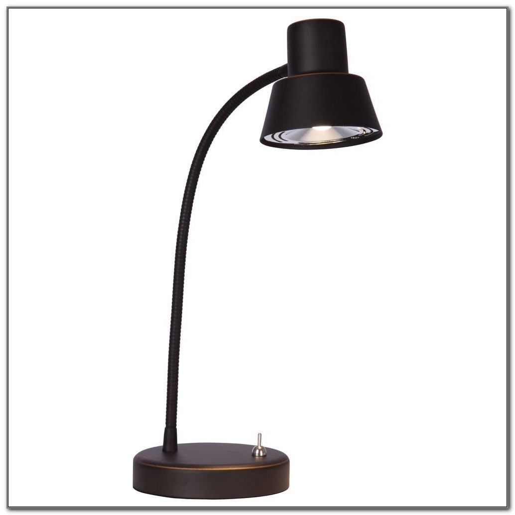 Led Desk Lamps Home Depot