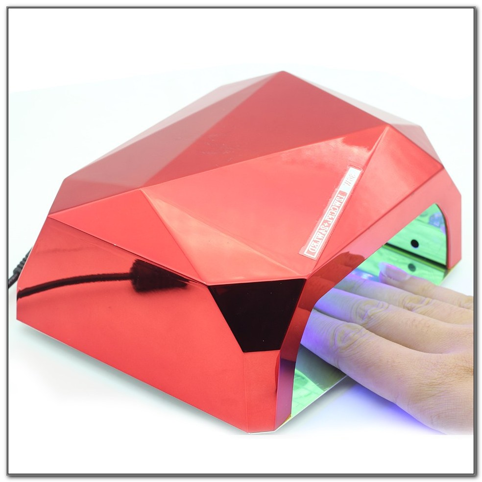 Led Uv Lamp Nail Dryer
