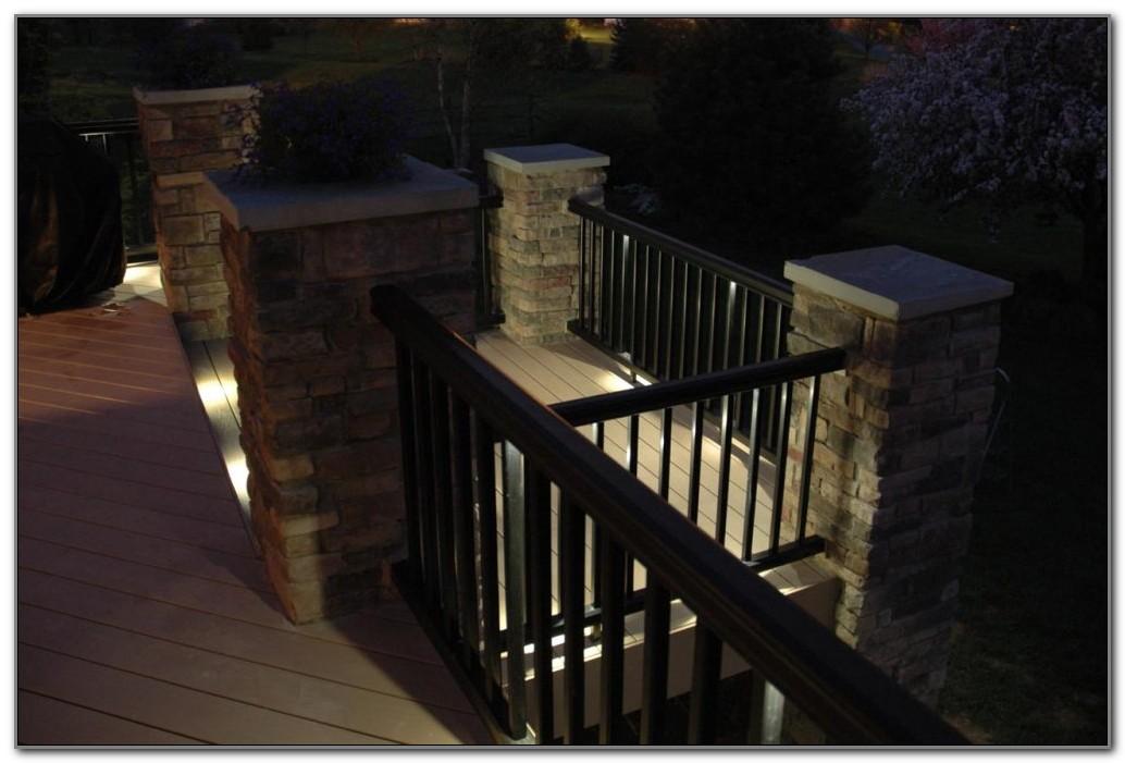 Low Voltage Deck Lighting