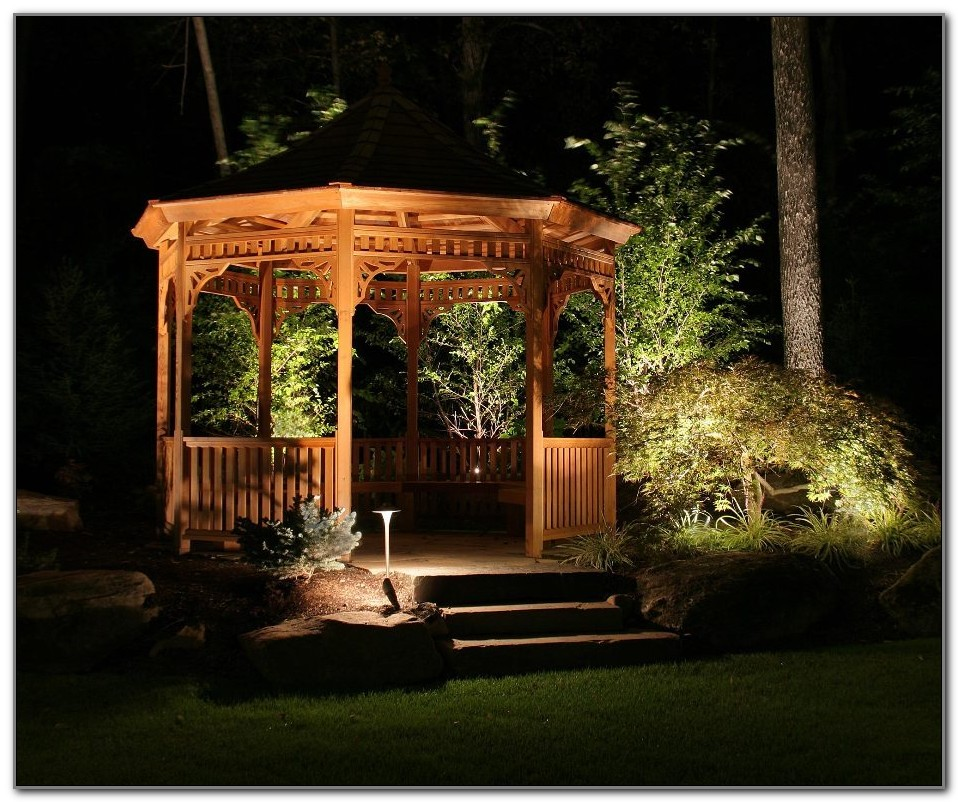Low Voltage Led Outdoor Lighting Kits