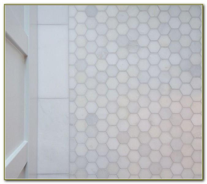 Marble Hexagon Floor Tile