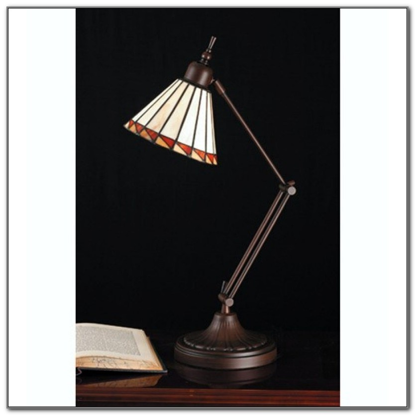 Meyda Tiffany Desk Lamp