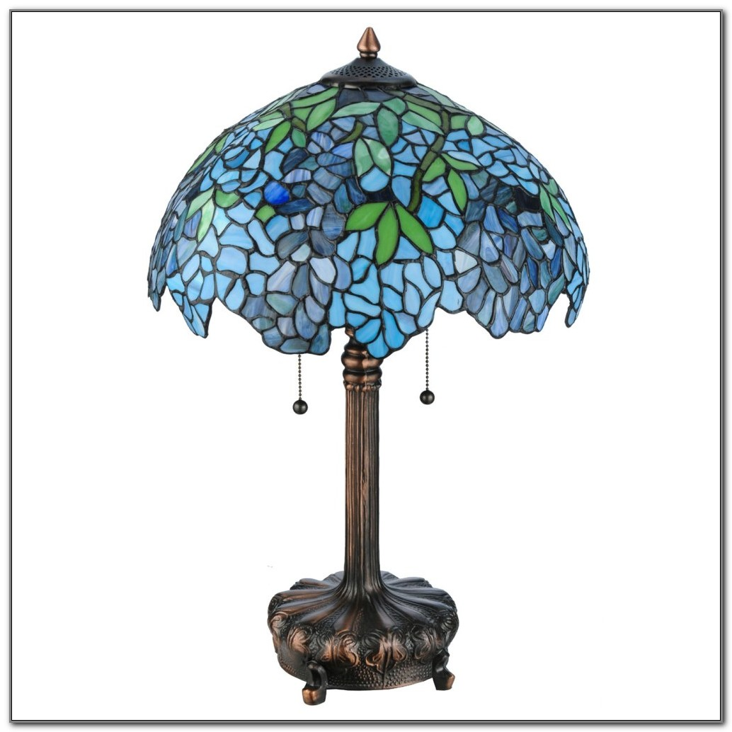 Meyda Tiffany Table Lamp Light