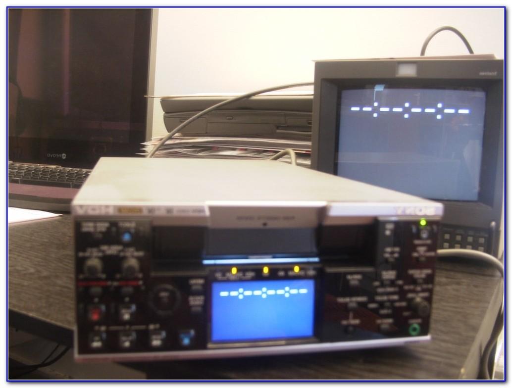 Mini Dv Tape Deck
