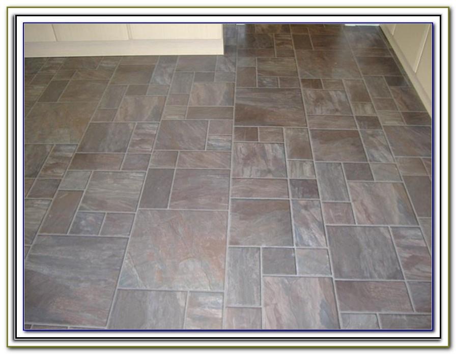 Mosaic Tile Effect Laminate Flooring