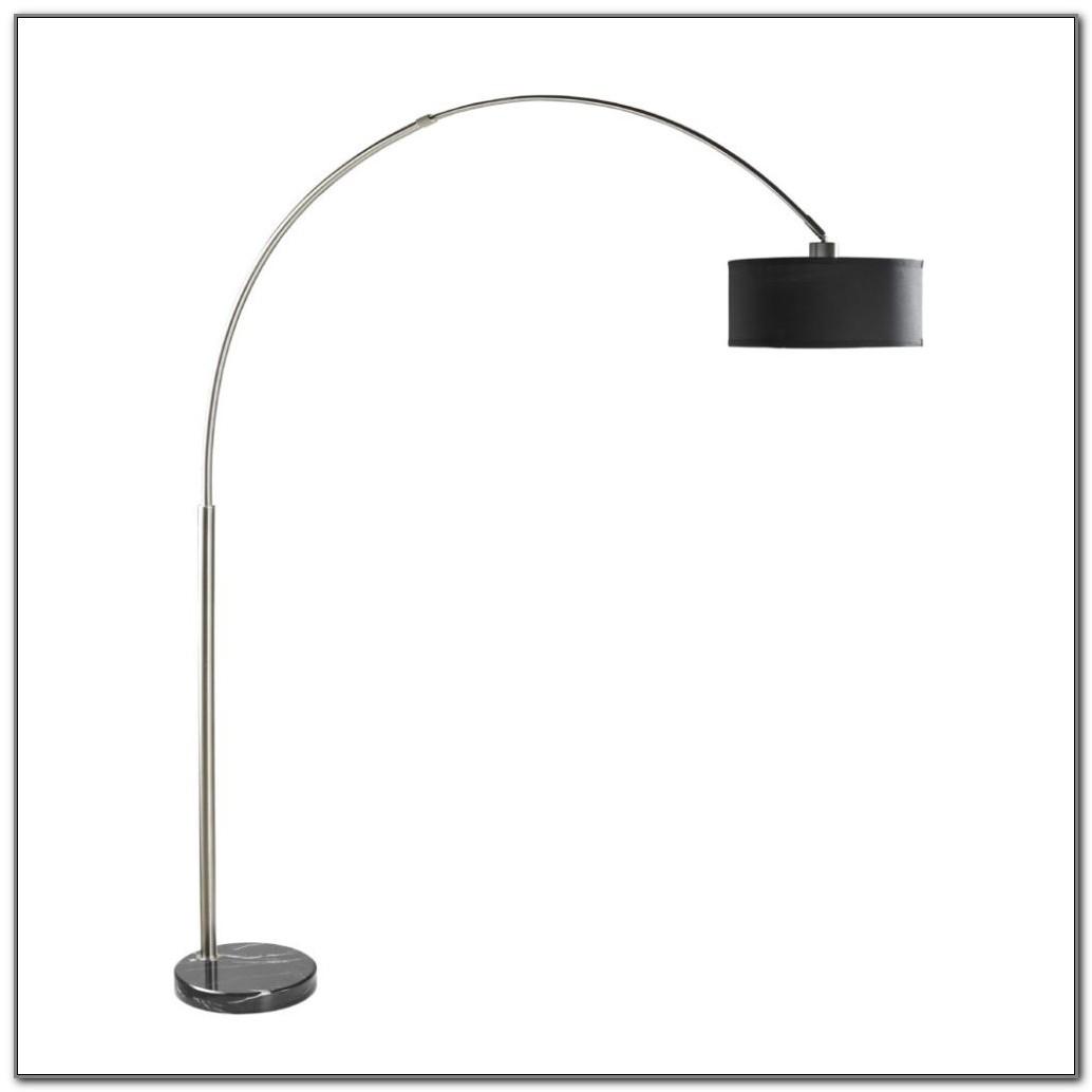 Multi Head Arc Floor Lamp