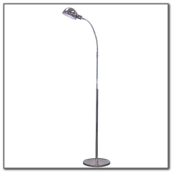 Multi Head Five Light Floor Lamp