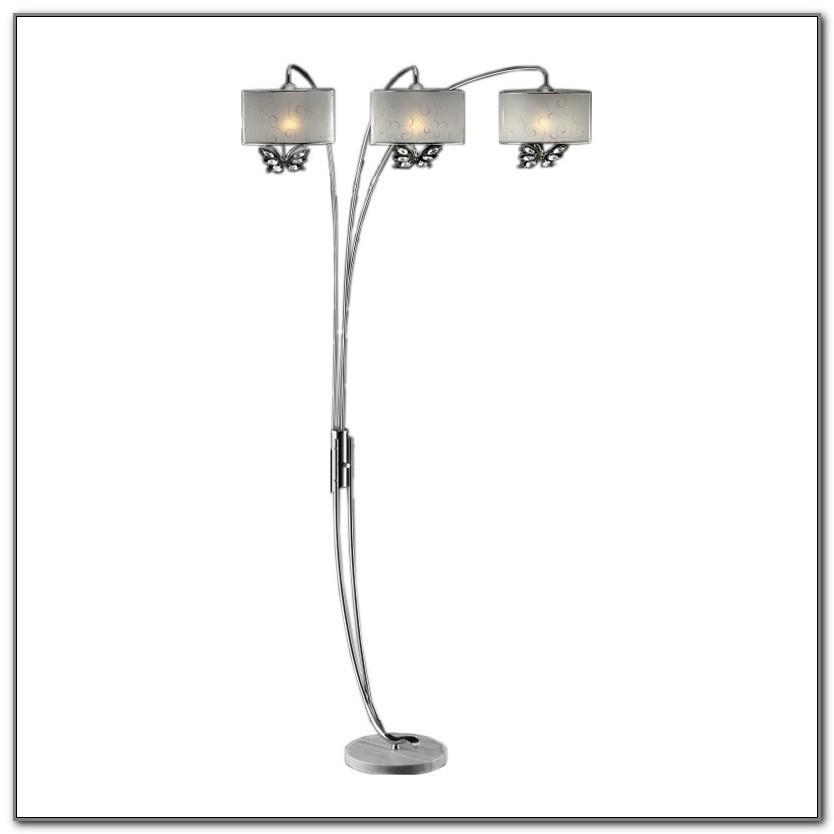 Ore International Arc Floor Lamp