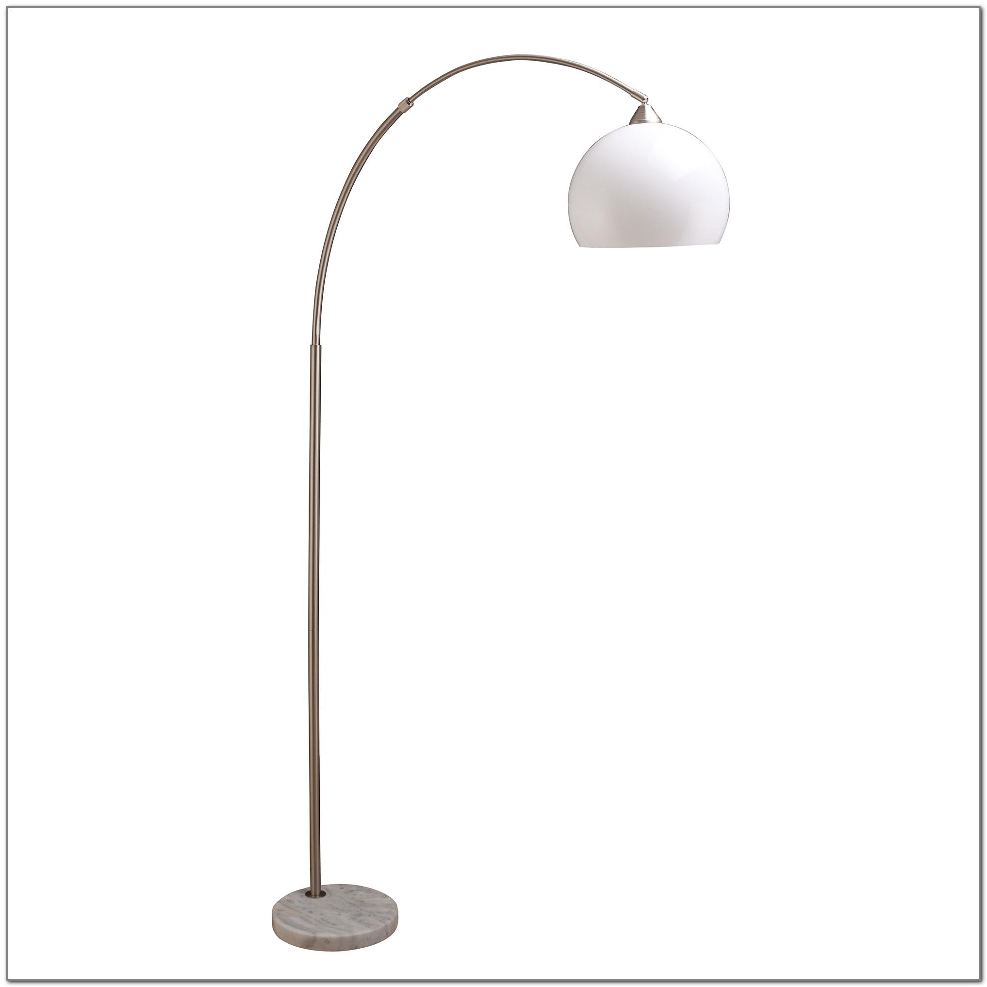 Ore International Floor Lamp Silver