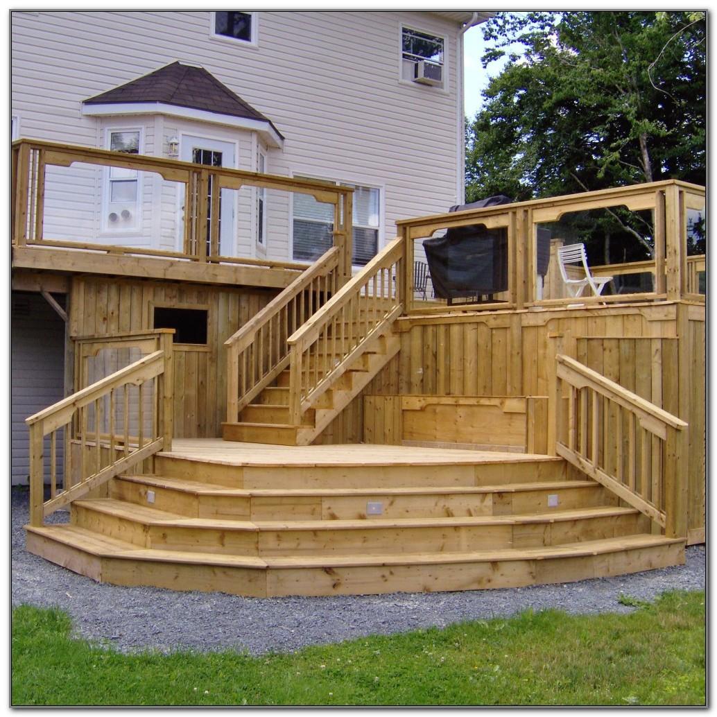 Outdoor Deck Design Photos