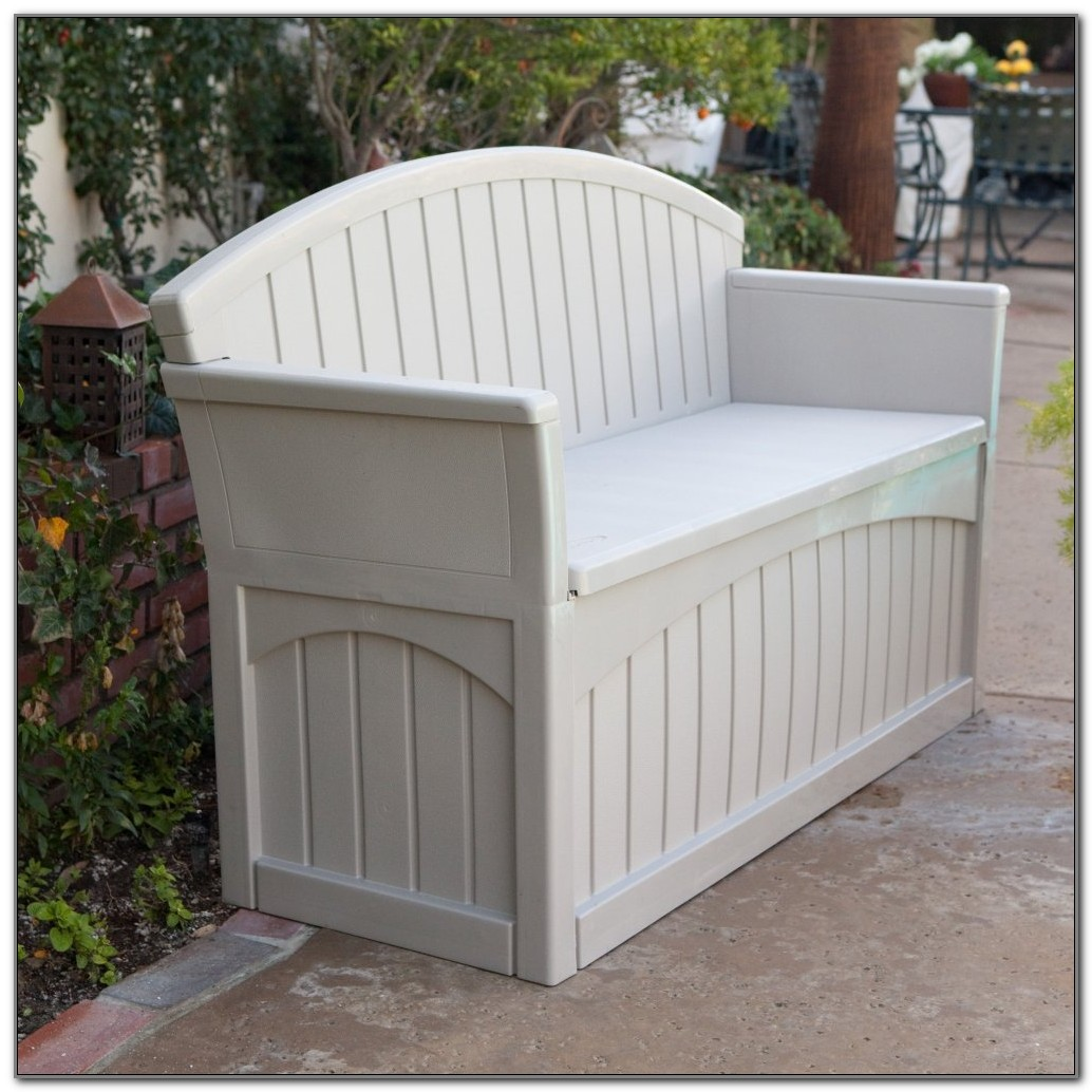 Outdoor Deck Storage Boxes
