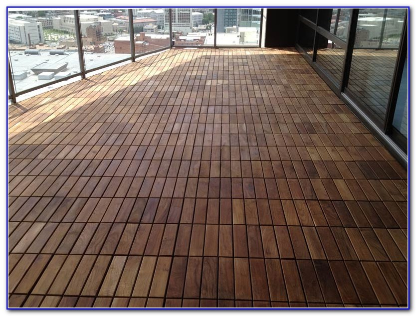Outdoor Deck Tiles Home Depot