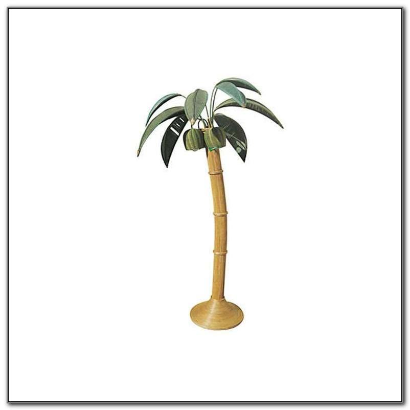 Outdoor Palm Tree Floor Lamp