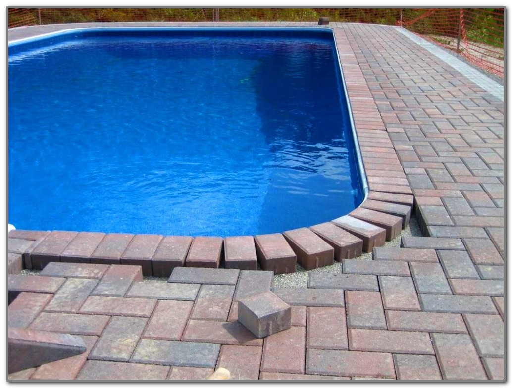 Pavers For Pool Deck Remodel