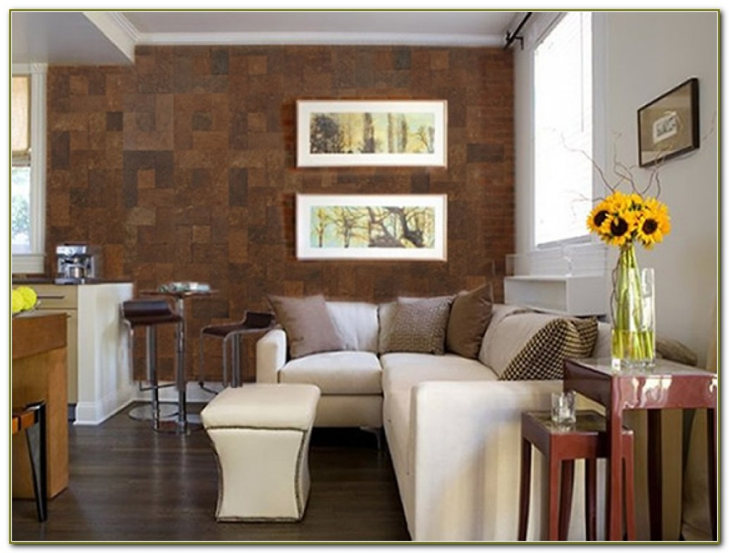 Peel And Stick Cork Wall Tiles