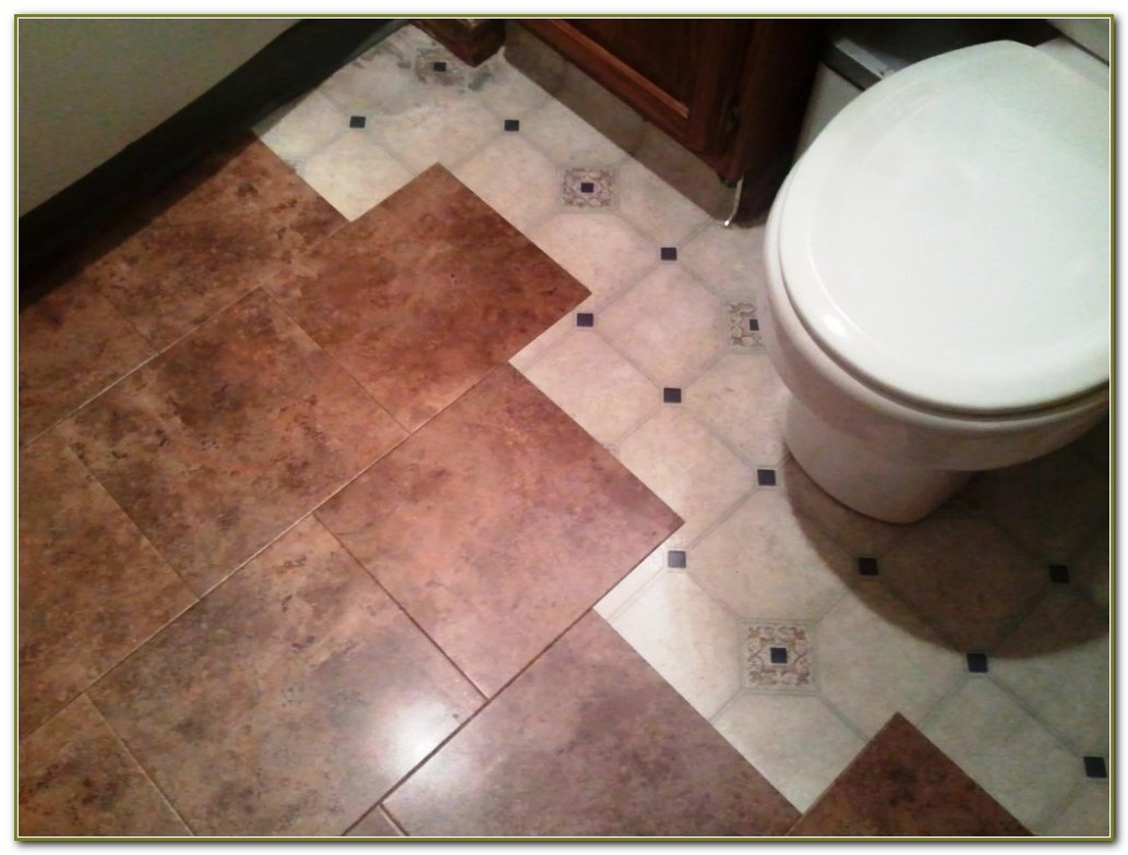 Peel And Stick Floor Tile Home Depot
