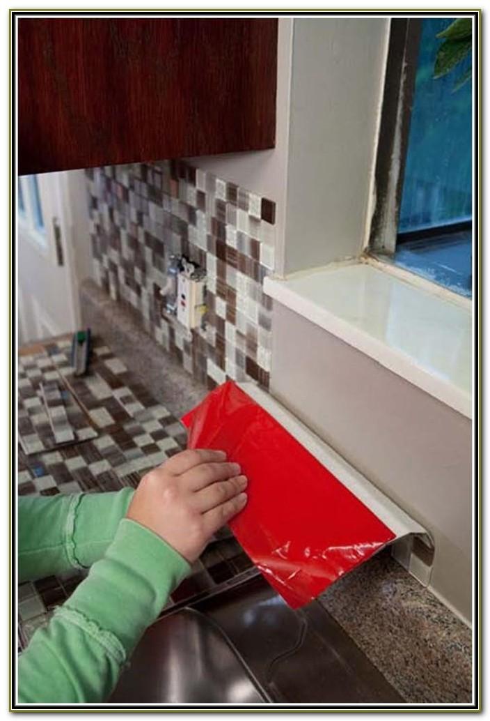 Peel And Stick Floor Tiles For Backsplash