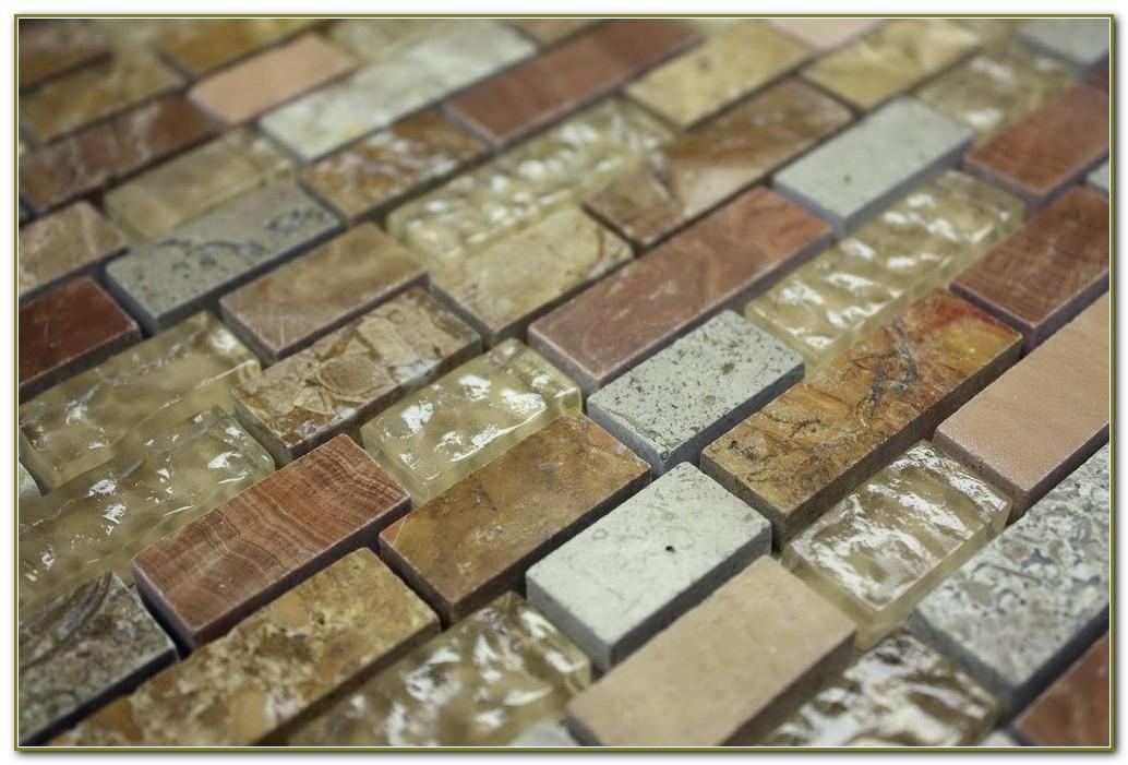 Peel And Stick Glass Tile Backsplash Kit