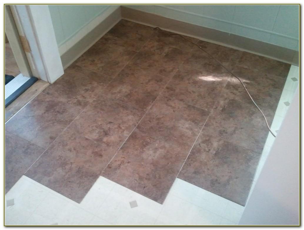 Peel And Stick Kitchen Floor Tiles
