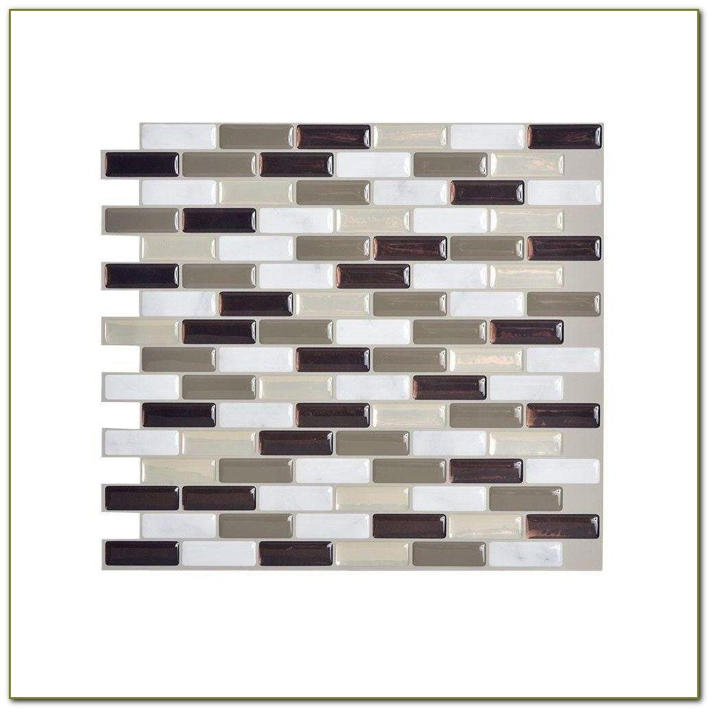 Peel And Stick Mosaic Decorative Wall Tile