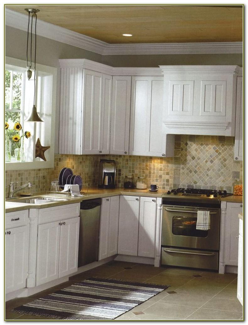 Peel And Stick Tile For Kitchen Backsplash