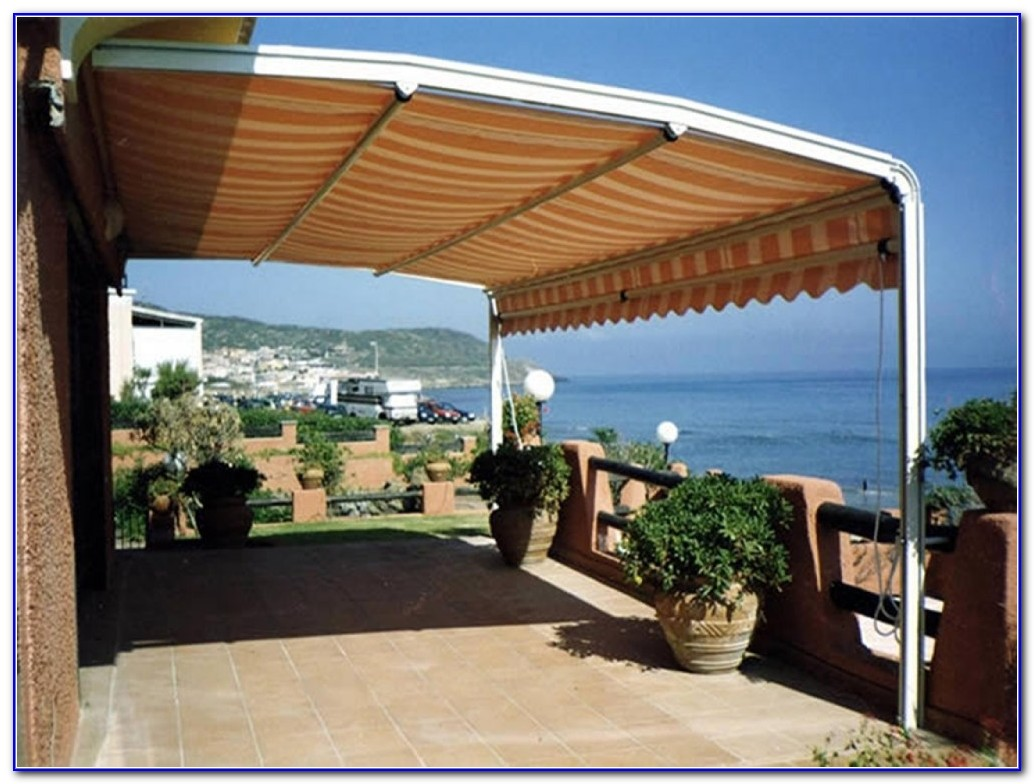 Permanent Awnings For Decks - Decks : Home Decorating ...