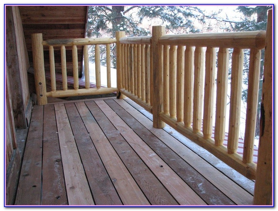 Pictures Of Deck Railings