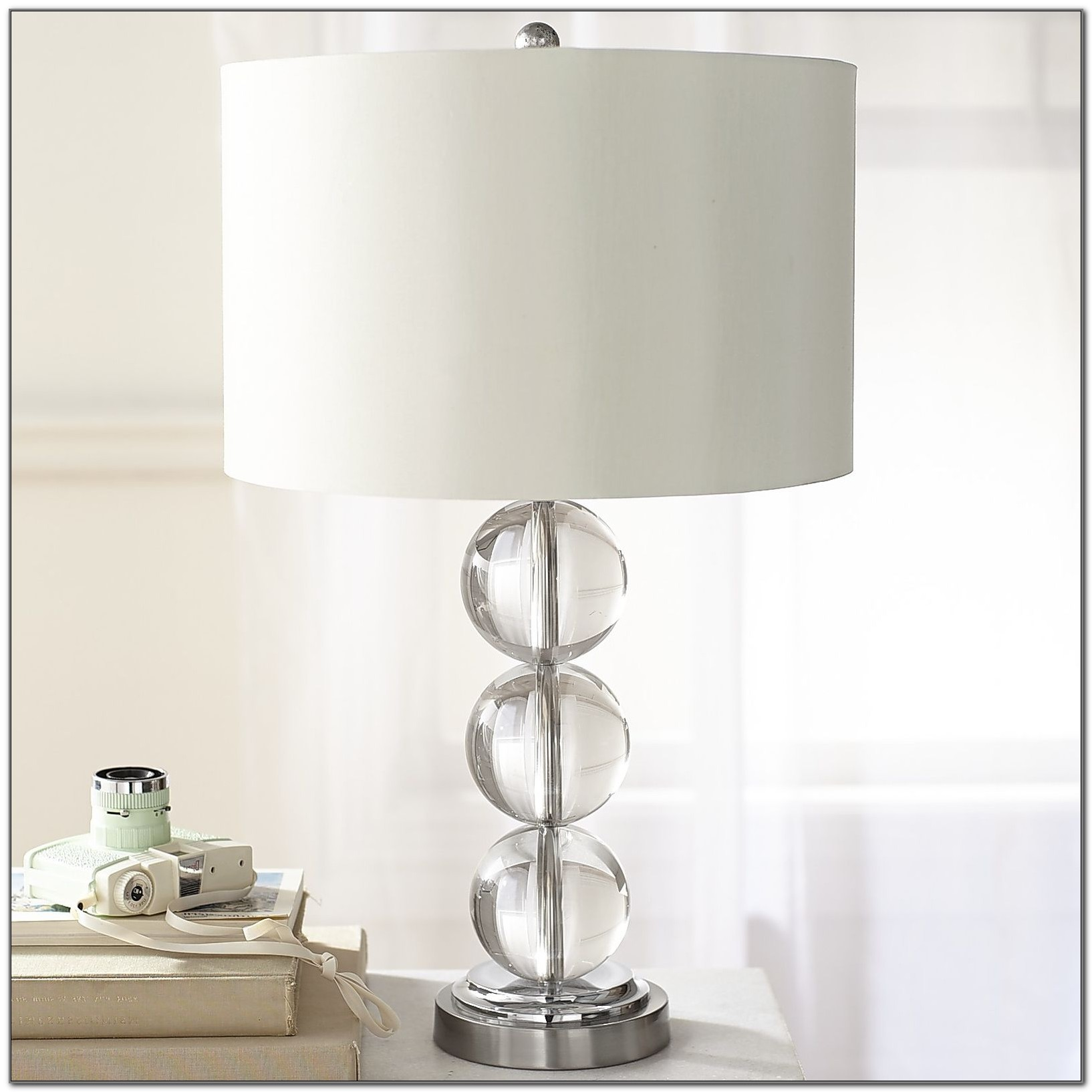 Pier 1 Serena Table Lamp