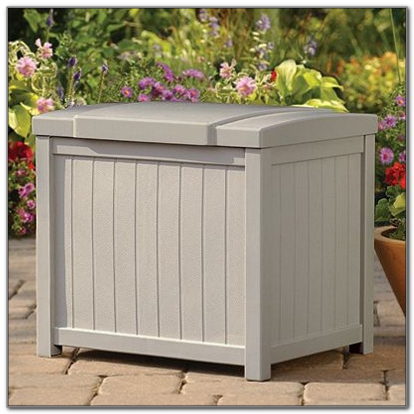 Plastic Outdoor Storage Containers