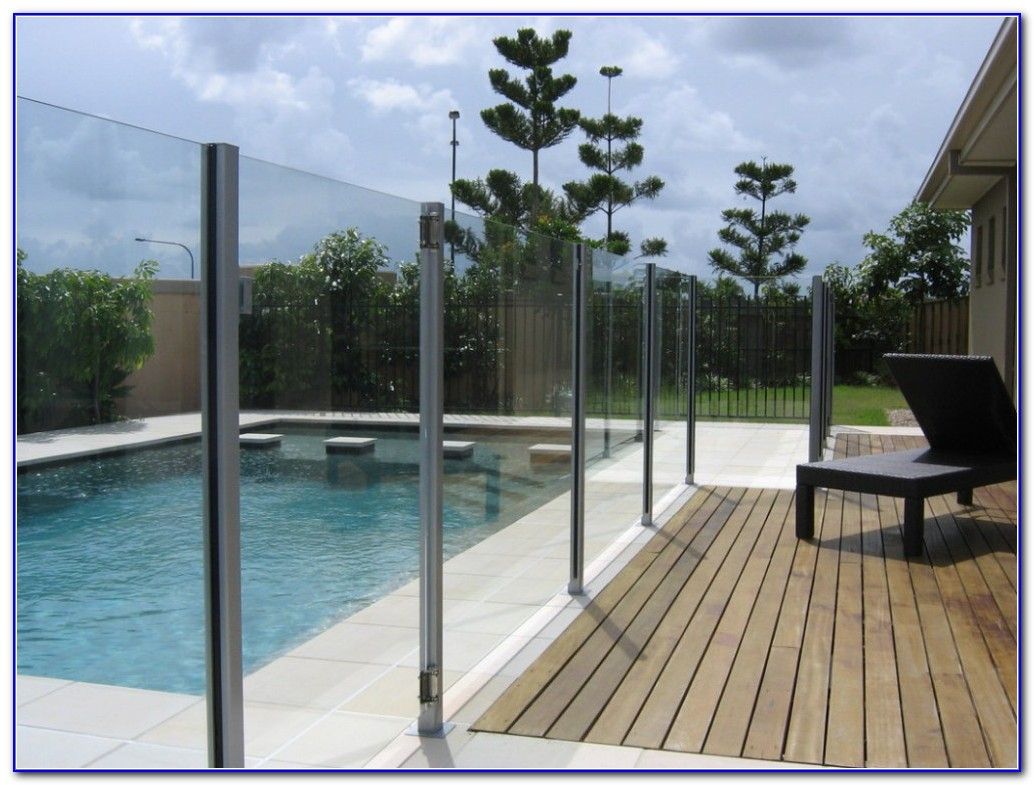 Plexiglass Deck Railing Systems