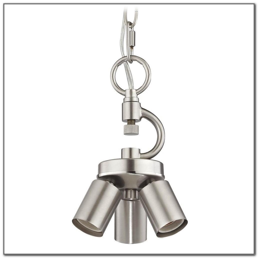 Plug In Swag Lamp