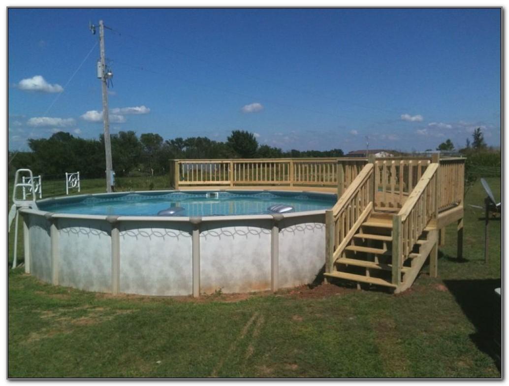 Pool Decks Above Ground