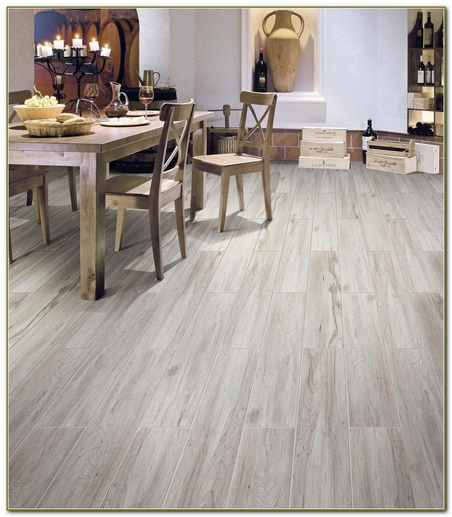 Porcelain Tile Flooring Wood Look