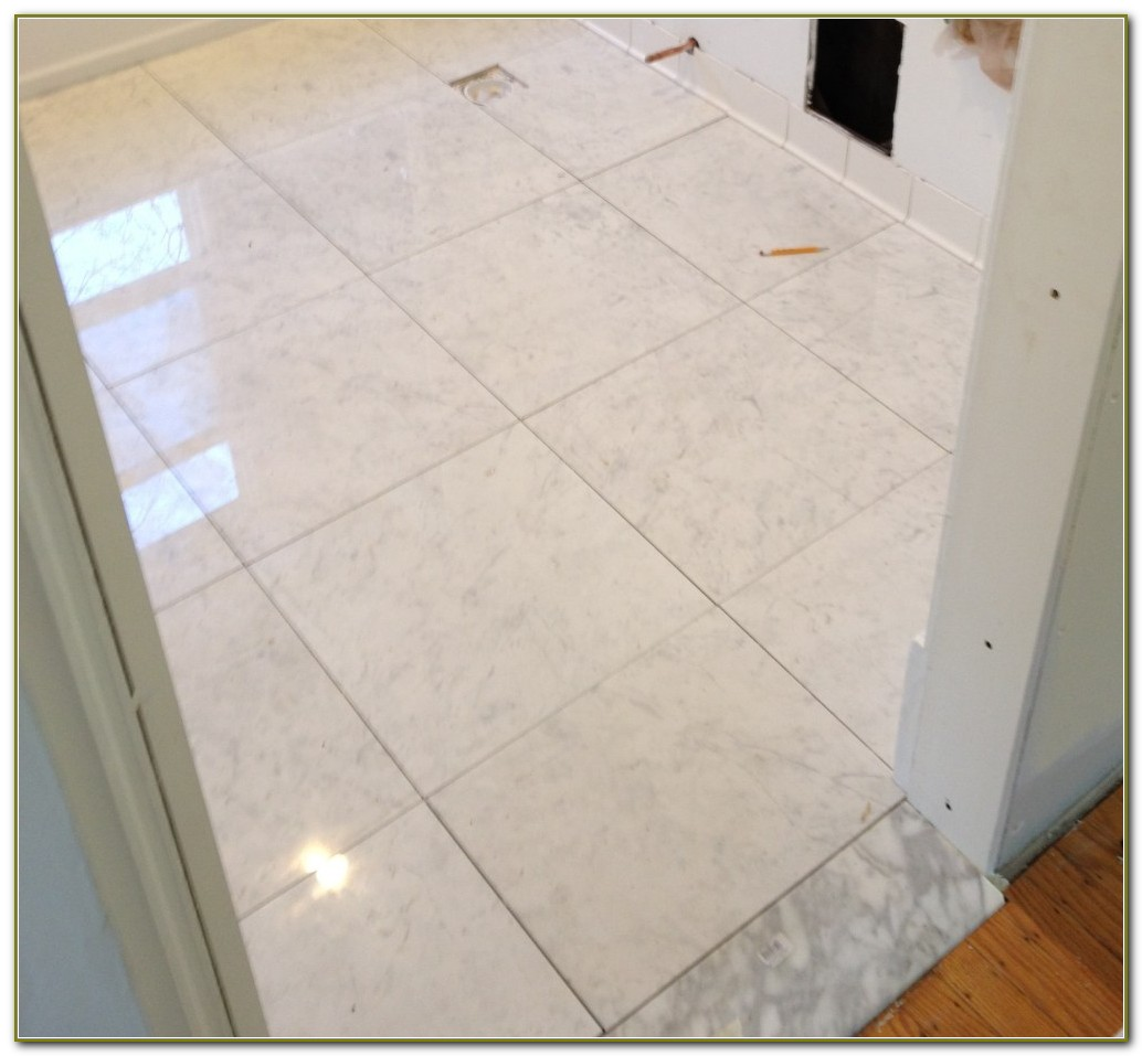 Porcelain Tile That Looks Like Carrara Marble